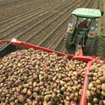 Орбита Агро уборка картофель